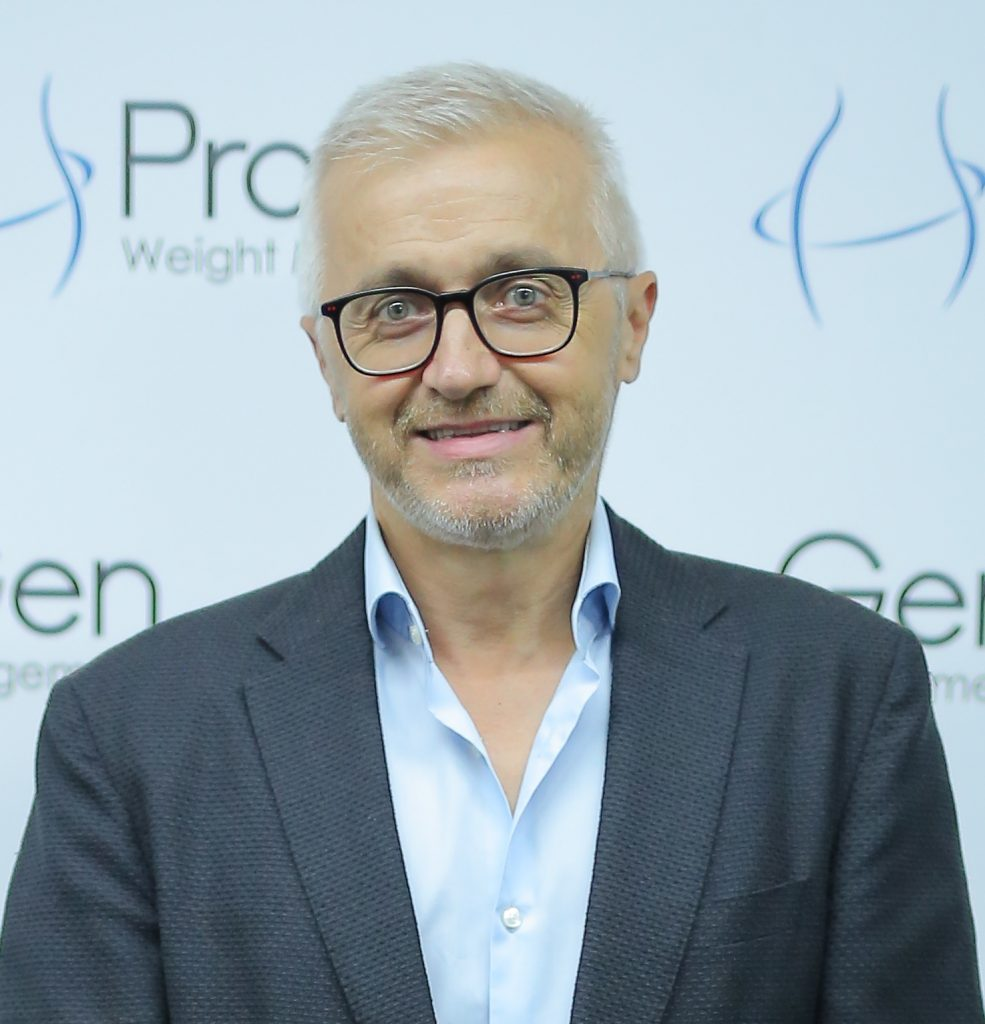 Dr. Joan Fondevila is one of the Founding Partner of ProGen Weight Management